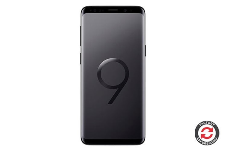 Samsung Galaxy S9+ Refurbished (64GB, Midnight Black) - A+ Grade