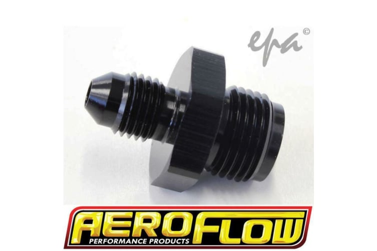 "Aeroflow Adaptor 5/8""-18 Inverted Seat To -4AN"