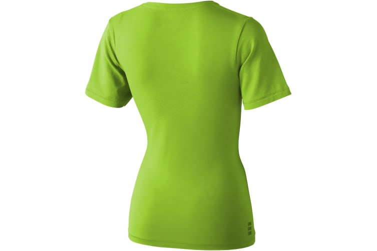 Elevate Womens/Ladies Kawartha Short Sleeve T-Shirt (Apple Green) (S)