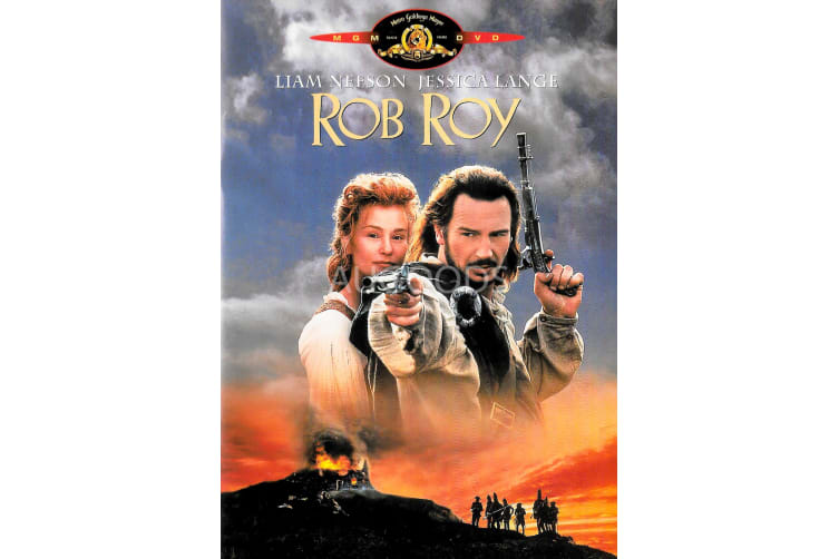 Rob Roy - Region 1 Rare- Aus Stock DVD Preowned: Excellent Condition