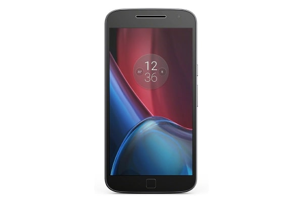 Motorola Moto G4 Plus 4th Gen XT1642 Dual SIM (32GB, Black)