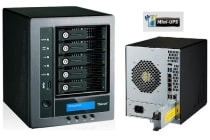 Thecus N5810-PRO 5Bay SMB NAS Cel Quad-Core/4GB/RAID 0-10/UPS Protection
