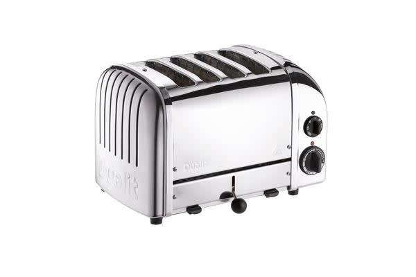 Dualit NewGen 4 Slice Toaster Polished