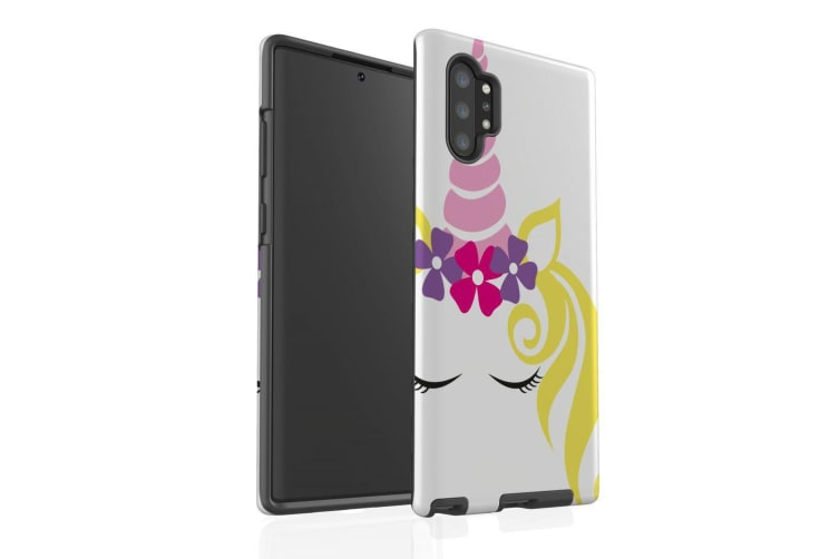 For Samsung Galaxy Note 10+ Plus Case  Armour Tough Cover  Unicorn