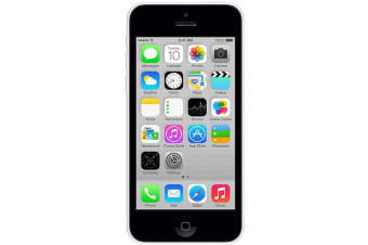 Apple iPhone 5c A1395 8GB White [As New Grade]