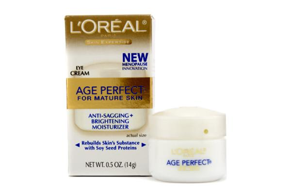 L'Oreal Skin-Expertise Age Perfect Anti-Sagging + Brightening Eye Cream (Mature Skin) (14g/0.5oz)