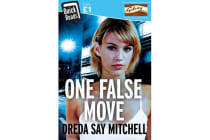 One False Move - a thrilling pageturning race against time