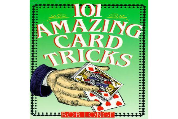 Image of 101 Amazing Card Tricks