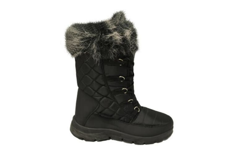 XTM Adult Female All Terrain Boots & Shoes Inessa Boot Black - 42