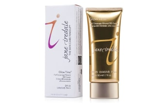 Jane Iredale Glow Time Full Coverage Mineral BB Cream SPF 25 - BB3 50ml