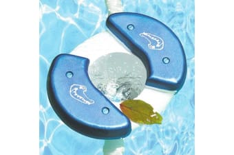 Gator Pool Surface / Leaf Skimmer - Automated Inline Pool Surface Cleaner