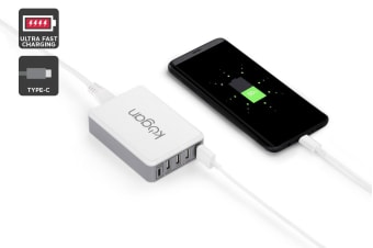 Kogan 5-port USB Charger with Type-C