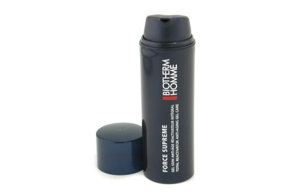 Biotherm Homme Force Supreme Total Reactivator Anti Aging Gel Care (50ml/1.69oz)