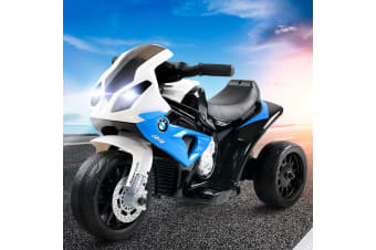 Kids Ride On Motorcycle BMW Licensed Motorbike Car Electric Toys Police