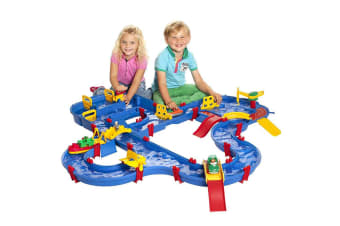 Aquaplay Amphie World Water Playset