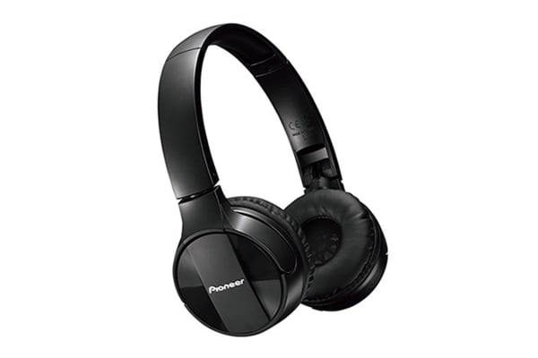 Pioneer Bluetooth On-ear Headphones - Black (SEMJ553BTK)