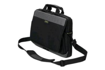 "Targus 15.6"" Topload Notebook Bag CityGear SlimLite Black"