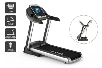 Fortis 450mm Belt Auto Incline Premium Treadmill