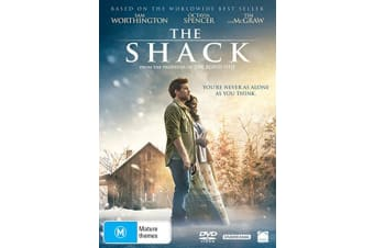 The Shack DVD Region 4