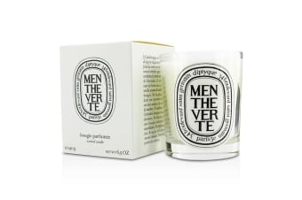 Diptyque Scented Candle - Menthe Verte (Green Mint) 190g