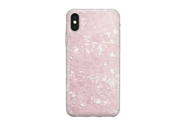 Recover iPhone XS Max Case - Rose Shimmer (REC070)