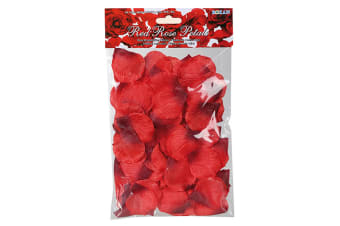 Roxan Valentines Plain Artificial Rose Petals (Red Rose) (One Size)