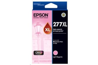 Epson 277XL High Cap Claria HD Light Magenta