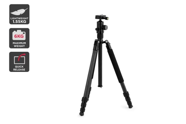 Kogan Professional Camera Tripod (Carbon)