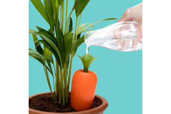 Care-It Carrot Plant Self-Watering Device | The Care-It Waters Plants!