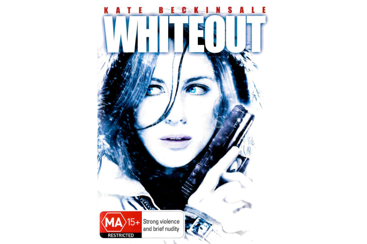 WHITEOUT - Region 4 Rare- Aus Stock DVD PREOWNED: DISC LIKE NEW