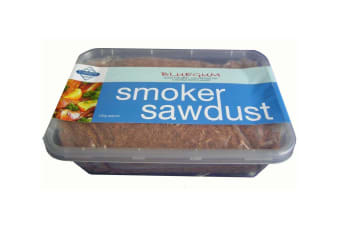 Tacspo Australian Bluegum Smoker Dust - 180gms-Perfect for Fish, Meat or Poultry