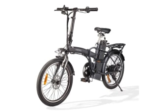 Nishiro 36V Electric Ebike Folding Bicycle Foldable Lithium Battery e-bike Bike