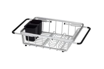 Davis & Waddell Expandable Over Sink Dish Rack