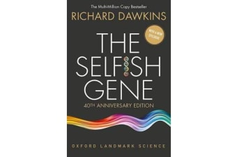 The Selfish Gene - 40th Anniversary edition