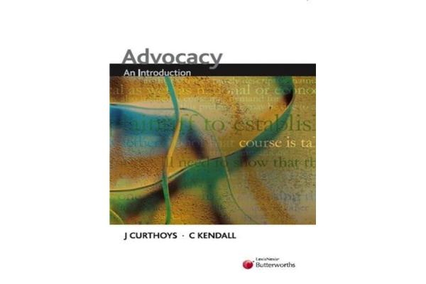 Advocacy - An Introduction