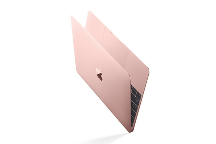 "Apple 12"" Macbook (256GB, 1.1GHz m3, Rose Gold) MMGL2 - Pre-owned"