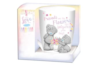 Me to You Friends Are Like Flowers Mug