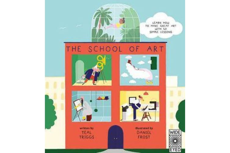 The School of Art - Learn how to make great art with 40 simple lessons