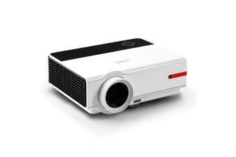 Devanti Smart HD Android Video Projector 5000 Lumen Home Theatre WiFi Bluetooth