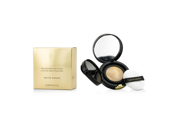 Kevyn Aucoin The Gossamer Loose Powder (New Packaging) - Radiant Diaphanous (Warm Translucent) 3g