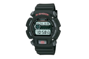 57b28a9e5e7 Casio G-Shock Digital Watch - Black Red (DW9052-1)