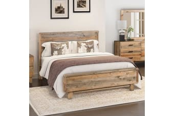 Woodstyle Queen Bed