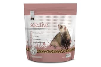 Supreme Science Selective Ferret Food (May Vary) (2kg)