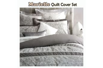 Marielle Quilt Cover Set by Canterbury