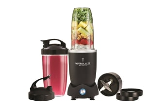 NutriBullet 1200W Balance 9 Piece Blender - Black (N12S-0907)