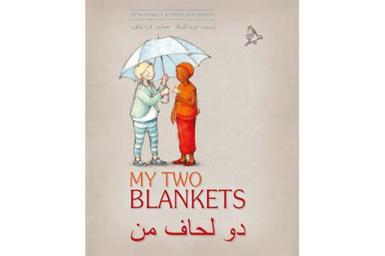 My Two Blankets - Dari and English edition