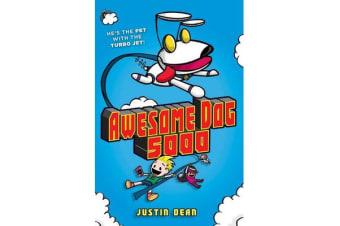 Awesome Dog 5000 - Book 1