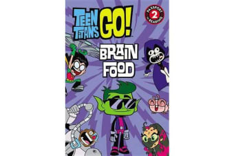 Teen Titans Go! (TM) - Brain Food