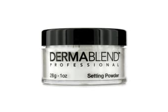 Dermablend Loose Setting Powder (Smudge Resistant, Long Wearability) - Original 28g