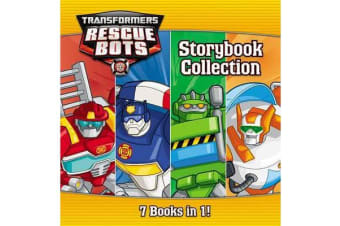 Transformers Rescue Bots - Storybook Collection